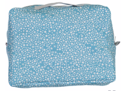 Blue Constellations- Towelling Wash Bag ( ONE LEFT )