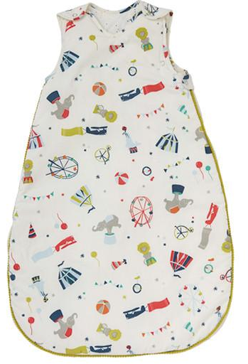 Big Top Baby Sleeping Bag | Pehr - Just Add Milk