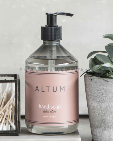 Ib Laursen- Altum Hand Soap, Lilac Bloom