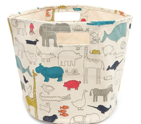 Noah's Ark Storage Bin | Pehr - Just Add Milk