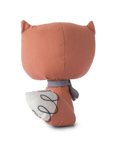 Rose Pink Picca Loulou Fox -  presented in special story gift box