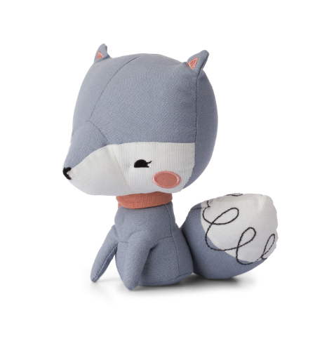 Blue Picca Loulou Fox -  In Special Story Gift Box | Picca Loulou - Just Add Milk