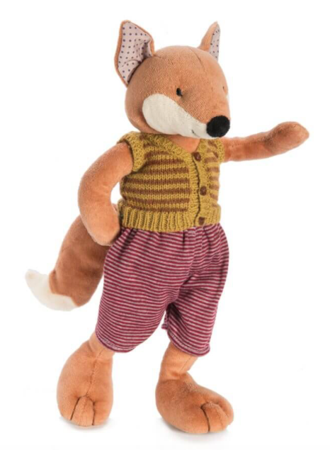 NEW Chester Fox Soft Toy | Ragtales - Just Add Milk