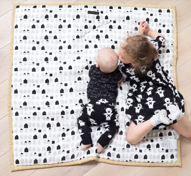 Explore Quilted Playmat: Wee Gallery