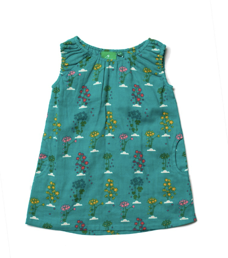 Spring Bloom Twirl Dress | Little Green Radicals - Just Add Milk