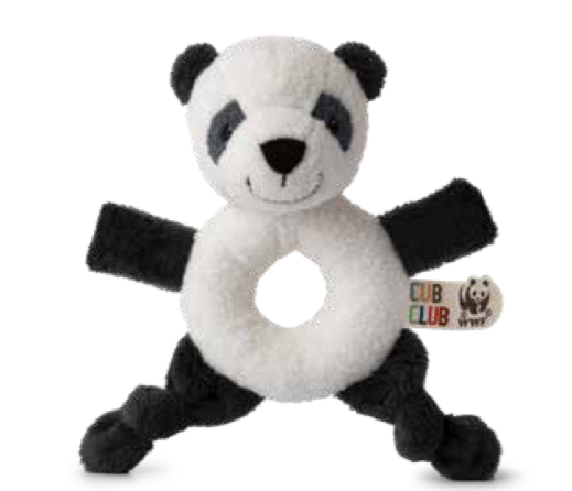WWF - PANU PANDA GRABBER - Just Add Milk