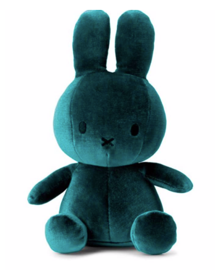 Blue Velvet Miffy