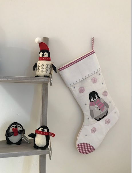 Penguin Stocking | Lime Tree - Just Add Milk