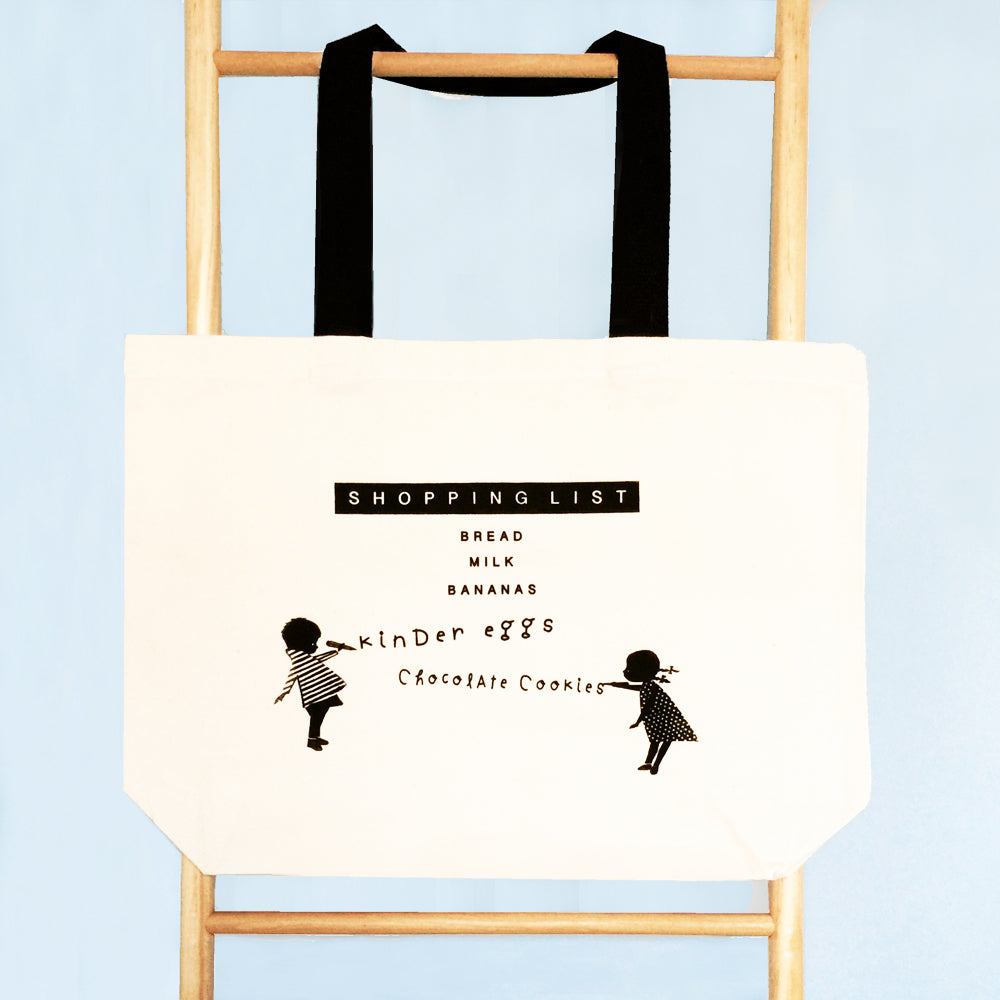Shopping List Bag