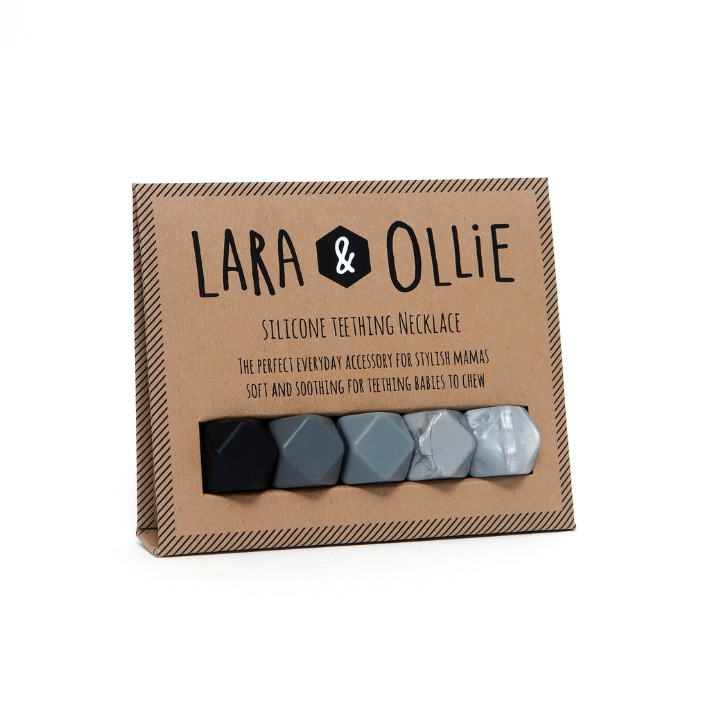 Lara & Ollie Zara Teething Necklace