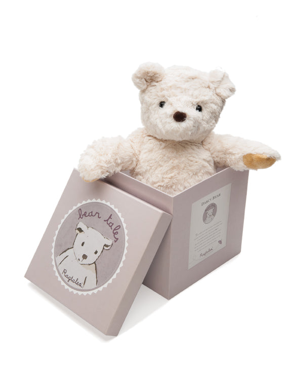 Darcy Teddy Bear in a Box