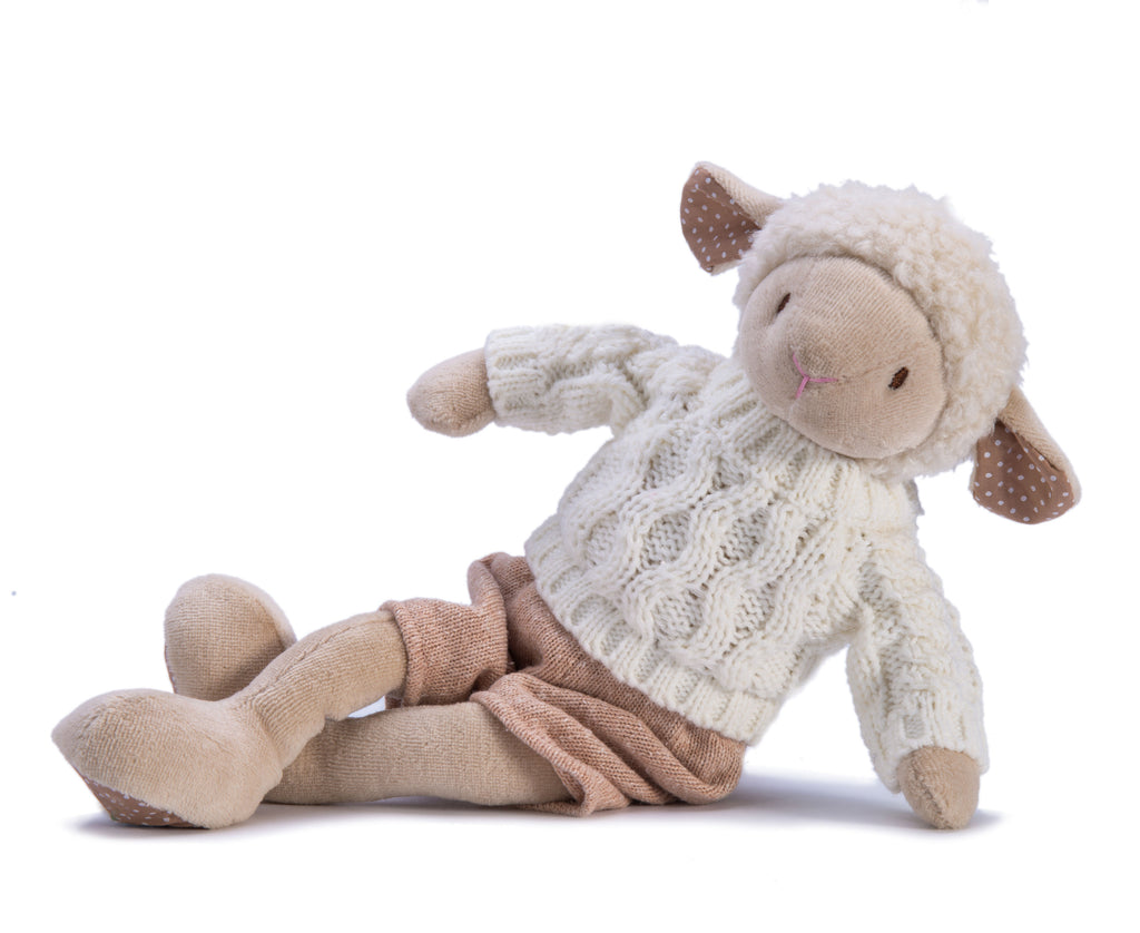 Dylan Lamb Soft Toy | Ragtales