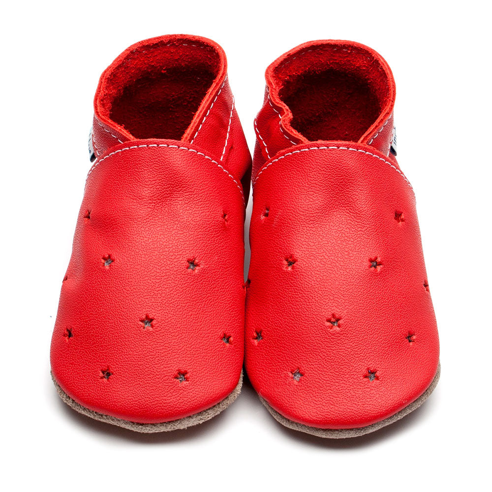 Red Milky Way Shoes | Inch Blue
