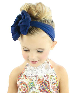"5"" Bow Headbands - Many Colors"