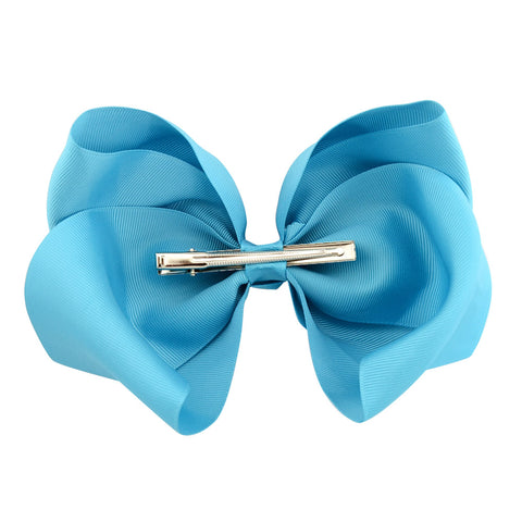 "Image of Jumbo 8"" Grosgrain Bow"