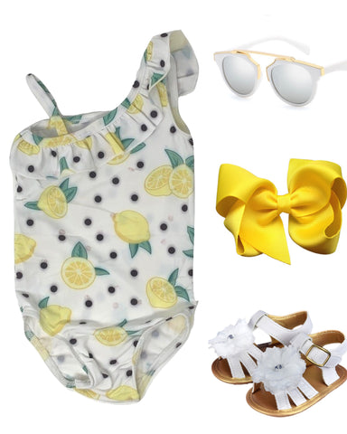 Lemon Swimsuit