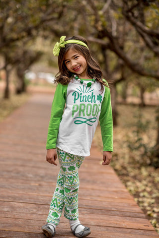 Image of Pinch Proof Ruffle Boutique Outfit