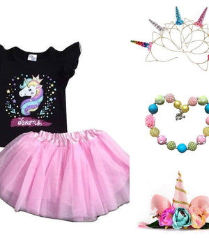 Unicron DREAMS Tutu Outfit