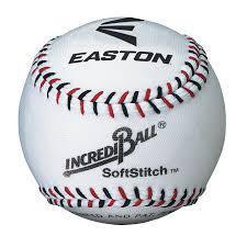 "EASTON INCREDIBALL 9"" SS (DOZ)"