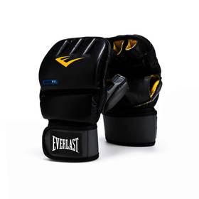 HEAVY BAG GLOVES w/ WRIST WRAP