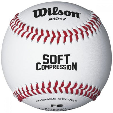WILSON SOFT COMP BASEBALL (DZ)