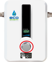Knob Small Eco 8Kw & 11Kw