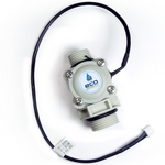 Flow Sensor Assembly- QC MED/LRG