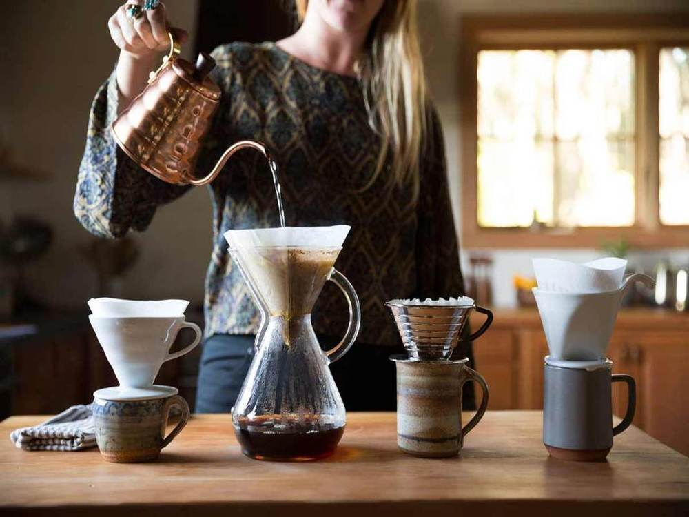 Techniques that will change the way you brew coffee