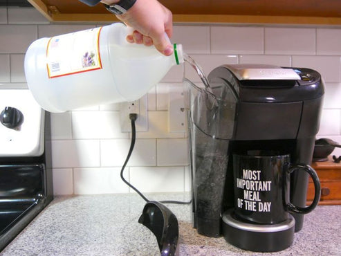 Ways to Clean Your Coffee Equipment