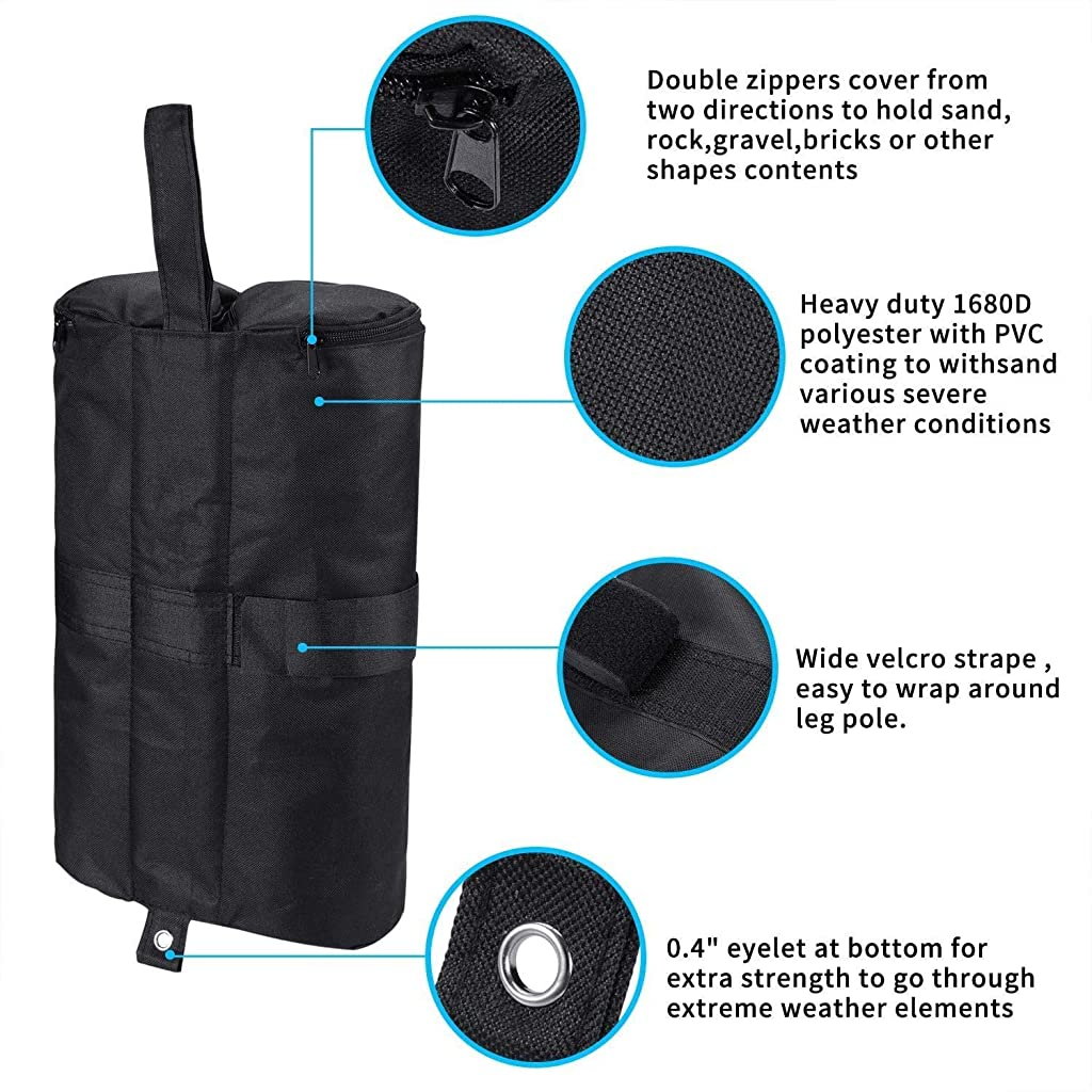 best Canopy Weight Bags
