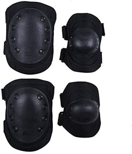Military Tactical Knee Pad Elbow Pad Set