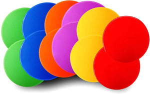 Colorful Spot Markers 12pcs