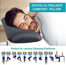 Load image into Gallery viewer, Ultralight Inflatable Camping Travel Pillow