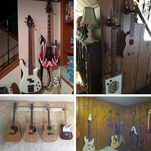 Guitar Wall Hangers Stands 2 Pack
