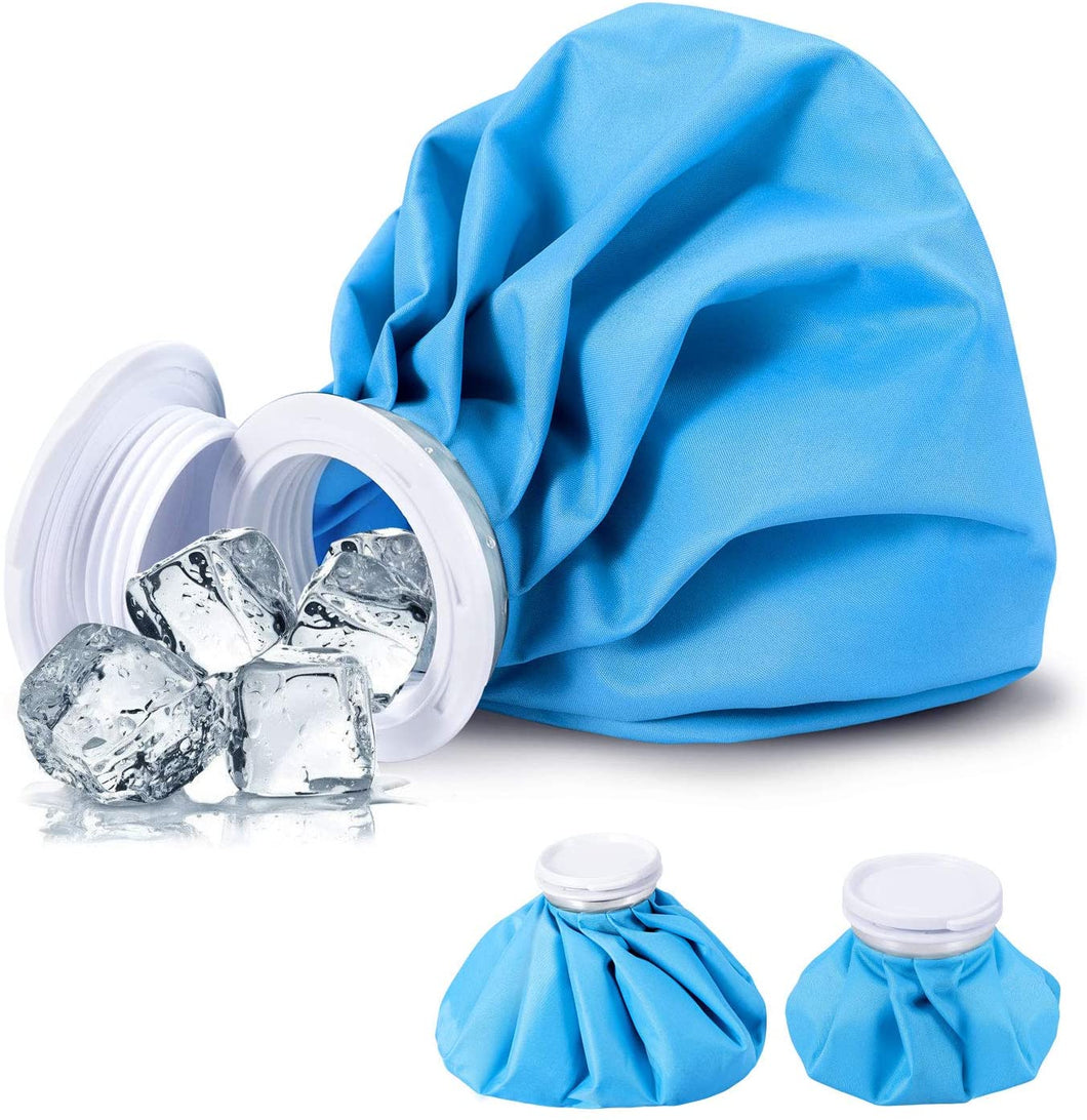 Ice Bag 3 Pack, 3 Sizes (6