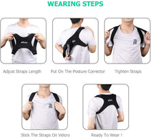 Load image into Gallery viewer, Posture Corrector for Women and Men