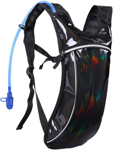 Hydration Backpack with 2L Hydration Bladder