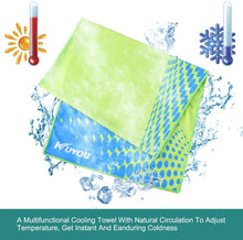 Load image into Gallery viewer, Sport Cooling Towel 2 Pack