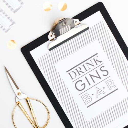 Imprescindibles Drink Gin Bar