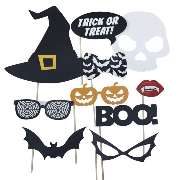 ideas para tu fiesta photocall halloween