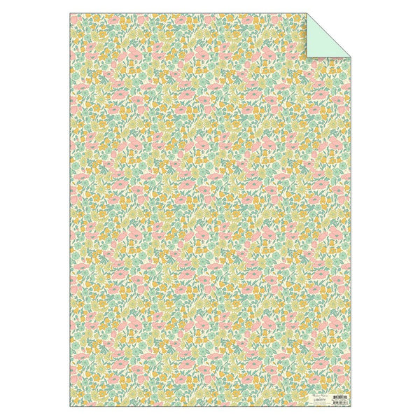 Papel decorado Poppy Liberty London