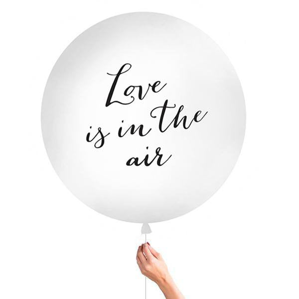 Globo Love is in the air XL / 1 ud. - La Fiesta de Olivia