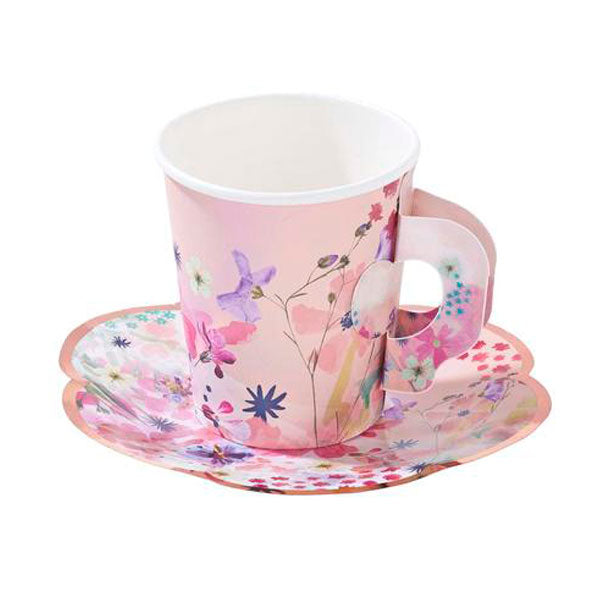 Tazas Blossom Bridal Party / 12 uds.
