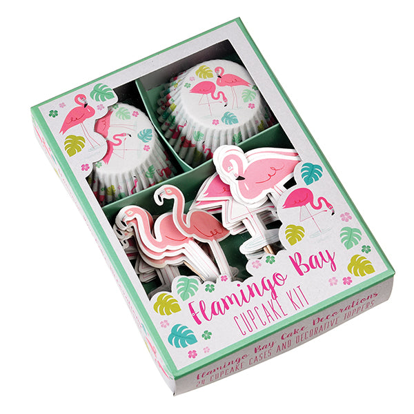 Cupcake kit flamenco