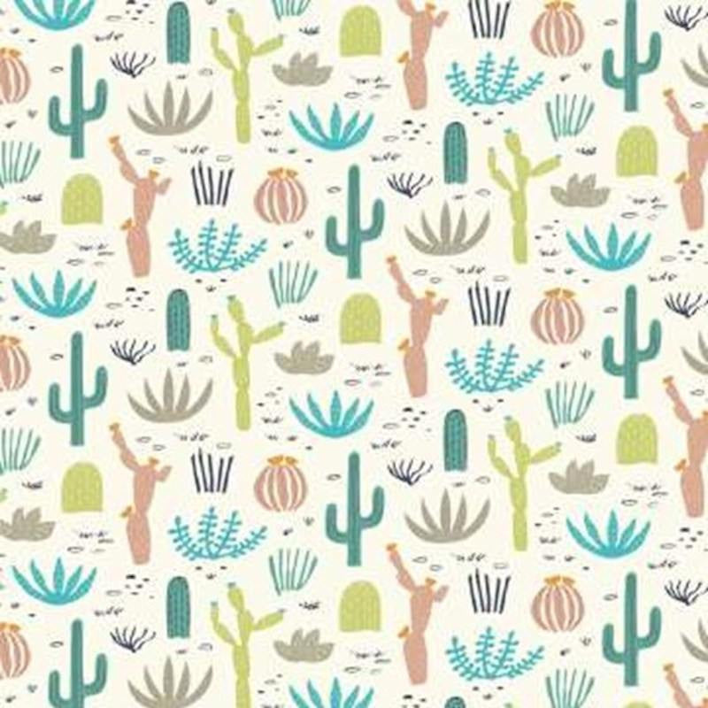 Papel de seda Cactus in Bloom
