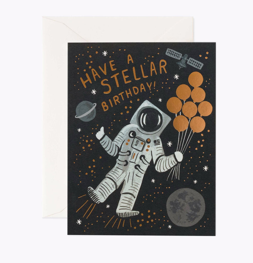 Tarjeta Stellar Birthday Rifle Paper & Co.