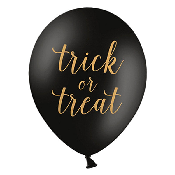 Globos trick or treat / 2 uds.
