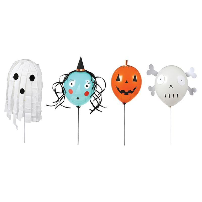 Kit DIY globos Halloween