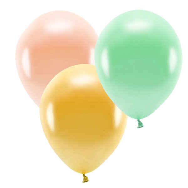 Mix globos colores Chic / 10 uds.