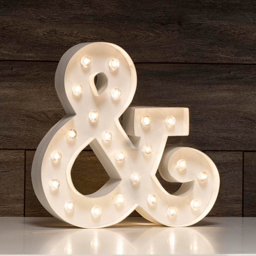 Símbolo luminoso & Marquee Love XL 30 cm